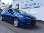 2018 Chevrolet Cruze LT Auto SUNROOF, POWER SEAT, ALLOYS, BACKUP CAM!! in North Bay, Ontario