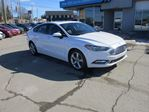 2017 Ford Fusion SE SUNROOF, BACKUP CAM, BLUETOOTH, ALLOYS!! in North Bay, Ontario