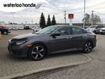 2016 Honda Civic Touring Sold Pending Pick Up...Bluetooth, Back Up Camera, Navigation, and More! in Waterloo, Ontario