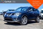 2015 Nissan Rogue SL AWD Navi Pano Sunroof Backup Cam Bluetooth Blind Spot Heated Front Seats Leather 18Rims in Bolton, Ontario