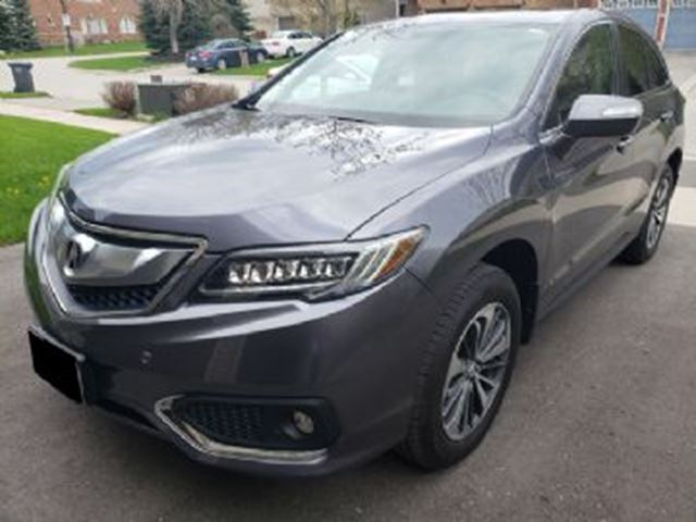 2018 ACURA RDX Elite AWD w/ EXCESS WEAR/TEAR PROTECTION in Mississauga, Ontario