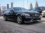 2017 Mercedes-Benz C-Class 300 4 MATIC in Mississauga, Ontario