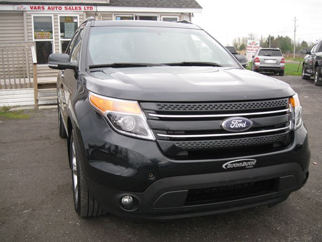 2014 FORD Explorer Limited *Certified* in Vars, Ontario