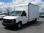 2009 Chevrolet Express Commercial Cutaway