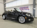 2015 Volkswagen New Beetle  CONVERTIBLE, COMFORTLINE, LEATHER, BT, 28K! in Stittsville, Ontario