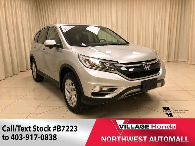 2015 Honda CR-V EX-L in