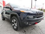 2014 Jeep Cherokee Trailhawk*4WD, Leather, Navi, Heated Steering* in Airdrie, Alberta