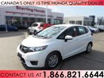 2015 Honda Fit LX | 1 OWNER | NO ACCIDENTS in Hamilton, Ontario