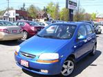 2007 Chevrolet Aveo LT,ALLOYS,SUNROOF,FOG LIGHTS,GAS SAVER,NO ACCID in Kitchener, Ontario