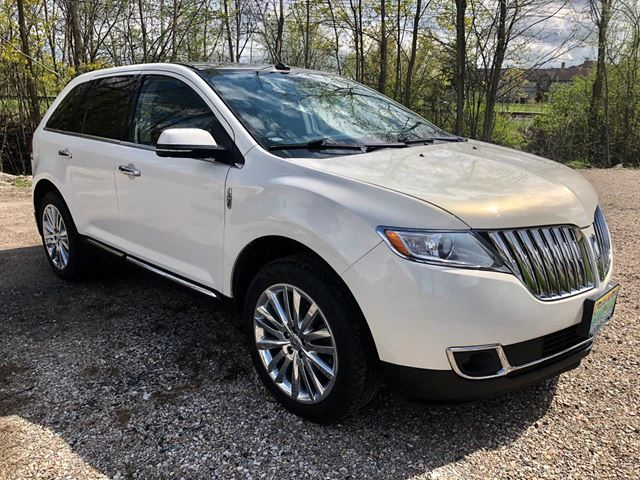 2013 Lincoln MKX With only 64500 in