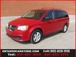 2014 Dodge Grand Caravan SXT BLUETOOTH !!!1 OWNER NO ACCIDENTS!!! in Toronto, Ontario