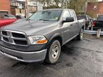 2012 Dodge RAM 1500 ST 4x4 Quad Cab 140 in. WB ONE OWNER in Brockville, Ontario