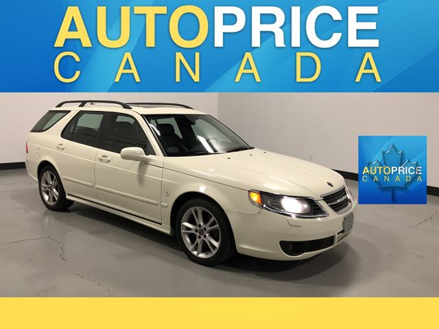 2008 SAAB 9-5 MOONROOF|LEATHER|HEATED SEATS in Mississauga, Ontario