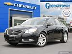 2013 Buick Regal Turbo CXS|TURBO|LEATHER|SUNROOF|REAR PARK ASSIST|HEATED SEATS|REMOTE START in Georgetown, Ontario