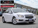 2015 Chevrolet Cruze ONLY 137K! **BACK-UP CAMERA** BLUETOOTH in Scarborough, Ontario