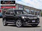 2015 BMW X3 xDrive28i AWD ONLY 86K! **TECHNOLOGY PKG** CLEAN CARPROOF in Scarborough, Ontario