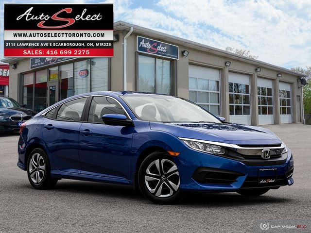 2018 HONDA CIVIC ONLY 52K! **BACK-UP CAMERA** CLEAN CARPROOF in Scarborough, Ontario