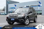2010 Subaru Forester 2.5 X AUTOMATIC*AIR CONDITIONING*4X4 in Richmond Hill, Ontario