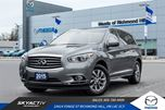 2015 Infiniti QX60 7 PASSENGER SEATING*NAVIGATION*PREMIUM PACKAGE in Richmond Hill, Ontario