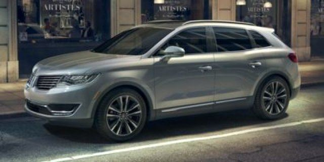 2018 Lincoln MKX Reserve in