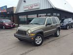 2007 Jeep Liberty CLEAN! 4x4! NICE COLOUR! in St Catharines, Ontario