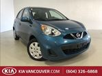 2017 Nissan Micra S in Vancouver, British Columbia