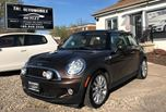 2010 MINI Cooper Mayfair Edition MANUAL LOW KMS NO ACCIDENT in Mississauga, Ontario
