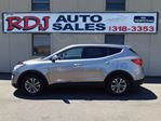 2014 Hyundai Santa Fe Luxury 1 OWNER,ACCIDENT FREE in Hamilton, Ontario