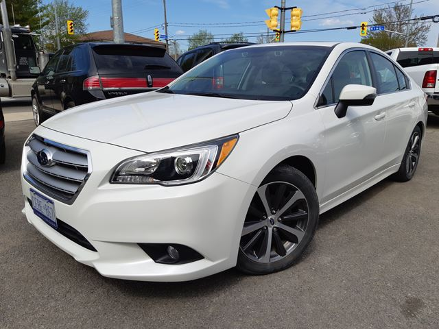 2016 SUBARU Legacy 2.5i w/Limited & Tech Pkg in Port Colborne, Ontario