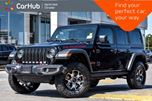 2019 Jeep Wrangler Unlimited Rubicon New Car Manual Tech,LED.Lighting,Safety,Cold.Wthr.Pkgs  in Thornhill, Ontario