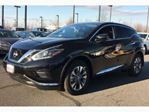 2018 Nissan Murano 3.5L V6 S FWD in Mississauga, Ontario