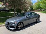 2017 Mercedes-Benz C-Class 300 4matic in Mississauga, Ontario