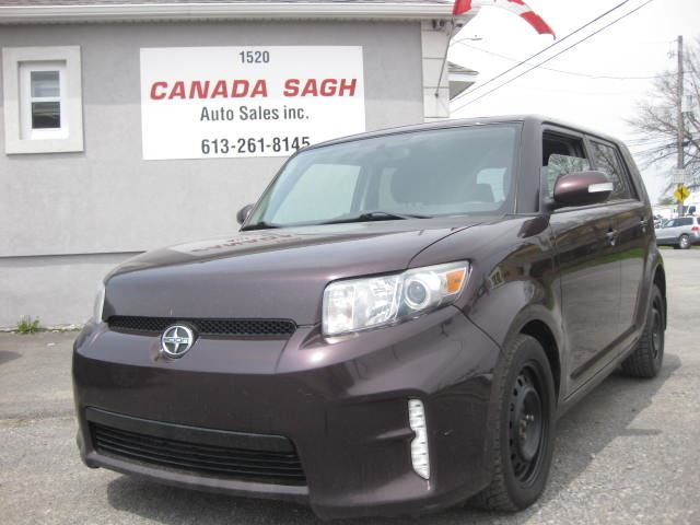 2014 SCION XB BTOOTH, ONE OWNER, 115K, 12 M WRTY+SAFETY $10490 in Ottawa, Ontario