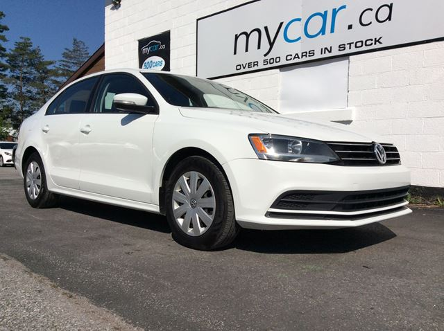 2015 VOLKSWAGEN Jetta 2.0L Trendline+ HEATED SEATS, BACKUP CAM!! in Richmond, Ontario