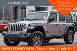 2019 Jeep Wrangler Unlimited Rubicon New Car 4x4 Cold.Wthr,Trailer.Tow,Safety,Tech.Pkgs  in Thornhill, Ontario