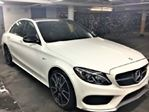2017 Mercedes-Benz C-Class 43 AMG 4MATIC, 3L twin-turbo,  AMG Driver, Entretien Pr+¬pay+¬ in Mississauga, Ontario