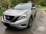 2017 Nissan Murano 2017.5 AWD 4dr SL w/ EXCESS WEAR/TEAR PROTECTION  in Mississauga, Ontario