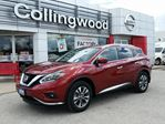 2018 Nissan Murano SL AWD *CORPORATE DEMO* in Collingwood, Ontario