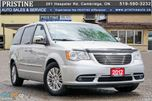 2012 Chrysler Town and Country Limited Navi. DVD Stow&Go Rev. Cam. in Cambridge, Ontario