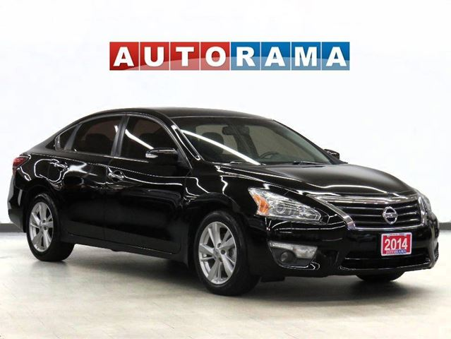 2014 Nissan Altima SL Tech Pkg Navigation Backup Cam Sunroof in North York, Ontario