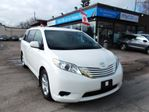 2017 Toyota Sienna LE 8 Passenger PWR SEATS, ALLOYS, BACKUP CAM, PWR DOORS!! in Richmond, Ontario