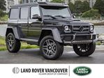 2017 Mercedes-Benz G-Class 4x42 SUV in Vancouver, British Columbia