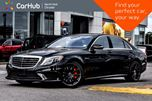 2016 Mercedes-Benz S-Class AMG S 63  AMGStyle,Light,Chauffeur,Exclusive Pkgs in Thornhill, Ontario