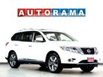 2014 Nissan Pathfinder Platinum Pkg Navigatio Leather Sunroof 7-Passenger in North York, Ontario