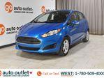 2014 Ford Fiesta SE, FWD, POWER WINDOWS, STEERING WHEEL CONTROLS, CRUISE CONTROL, HEATED FRONT SEATS, A/C, AM/FM RADIO in Edmonton, Alberta