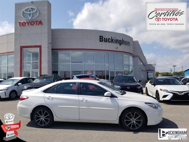 2017 TOYOTA Camry XSE in Gatineau, Quebec