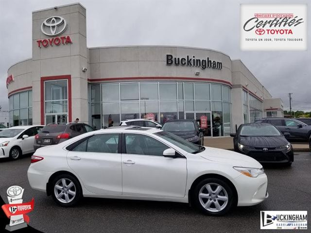 2015 TOYOTA Camry XLE in Gatineau, Quebec
