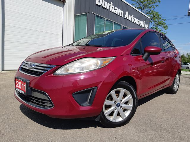 2011 Ford Fiesta SE in