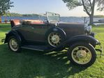1931 Ford Model A Roadster Fully Restored in Perth, Ontario