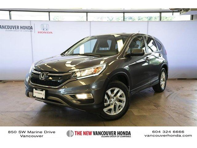 2016 HONDA CR-V EX AWD in Vancouver, British Columbia